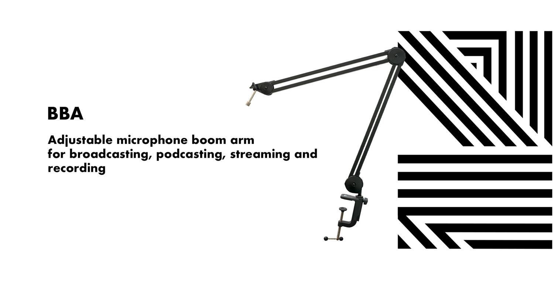 512-Audio-BBA boom arm